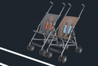 Childweels Buggy 1-position Expedition