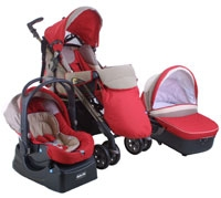 Chicco CT 0.1 Duo Jungle (Trio)
