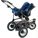 Quinny Freestyle 3 XL Comfort